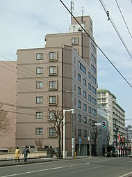 北海道札幌市南区澄川三条6丁目の賃貸マンションの外観