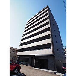 新潟県新潟市中央区米山5丁目の賃貸マンションの外観