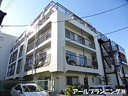 千葉県松戸市西馬橋広手町の賃貸マンションの外観