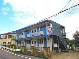 滋賀県草津市追分4丁目の賃貸アパートの外観