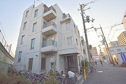 アメニティー新大阪1番館[4階]の外観