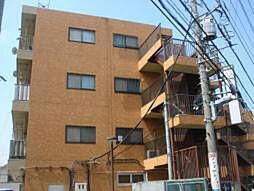 神奈川県川崎市宮前区神木本町4丁目の賃貸マンションの外観