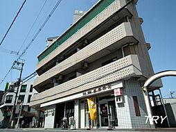 奈良県大和高田市片塩町の賃貸マンションの外観