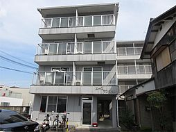 滋賀県草津市南笠東3丁目の賃貸マンションの外観