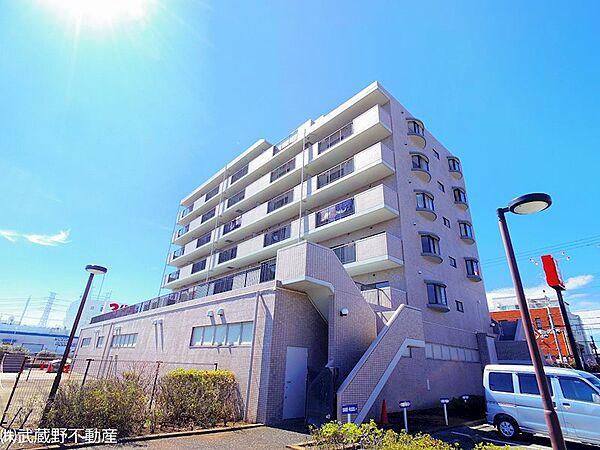 東京都東久留米市前沢3丁目の賃貸マンション