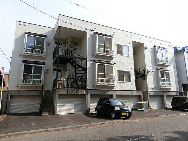 元町アパートメント[205号室]の外観