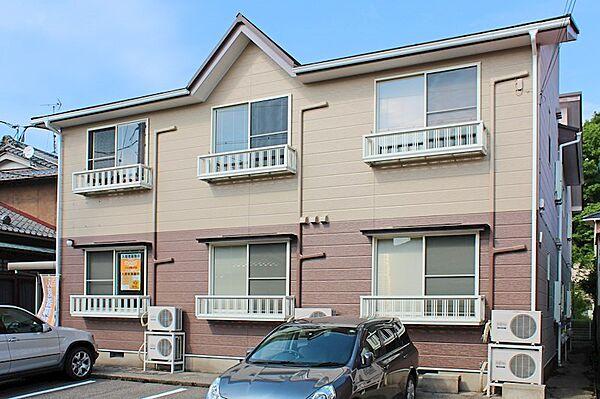 マルゼン・デフォレット 2階の賃貸【石川県 / 金沢市】