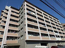 第3エスケービル[8階]の外観