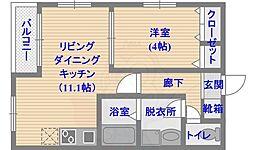 藤崎駅 6.5万円