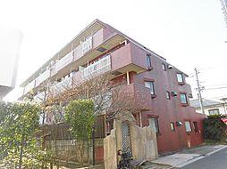神奈川県横浜市港北区綱島西3の賃貸マンションの外観