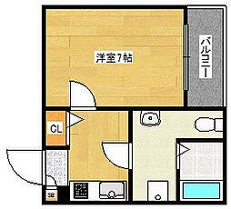 Schaf18[1階]の間取り