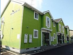 広島県福山市曙町3丁目の賃貸アパートの外観