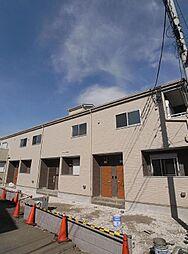 埼玉県朝霞市溝沼2丁目の賃貸アパートの外観