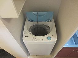レオパレス神野の洗濯機
