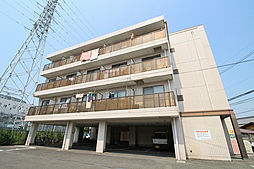 ユウパレス泉佐野・中町[2階]の外観