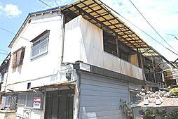兵庫県尼崎市潮江1丁目の賃貸アパートの外観