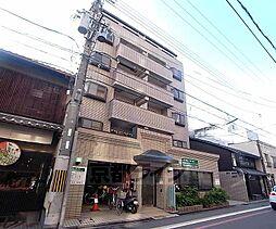 京都府京都市中京区井筒屋町の賃貸マンションの外観