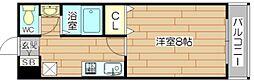 ドームイバロード[7階]の間取り