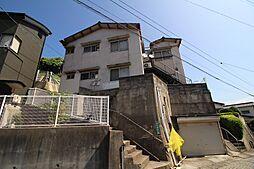 山口県下関市金比羅町の賃貸アパートの外観