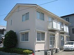 兵庫県伊丹市稲野町2丁目の賃貸アパートの外観