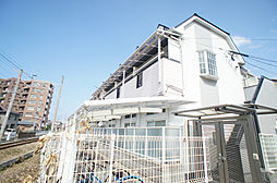 福岡県福岡市東区和白1丁目の賃貸アパートの外観