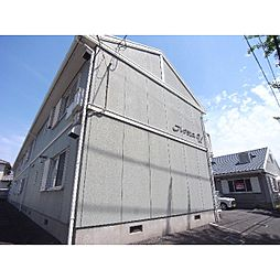 奈良県天理市田部町の賃貸アパートの外観