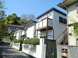 東京都大田区山王3丁目の賃貸アパートの外観