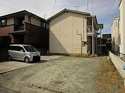 福岡県福岡市東区千早2丁目の賃貸アパートの外観