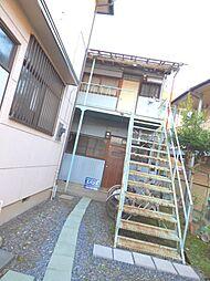大山荘[101号室]の外観
