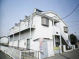 埼玉県川越市大字今泉の賃貸アパートの外観