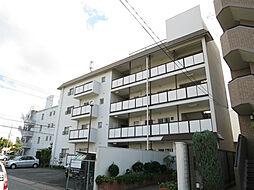 加島第2マンション[203号室]の外観