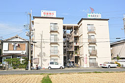 大阪府枚方市東船橋1丁目の賃貸マンションの外観