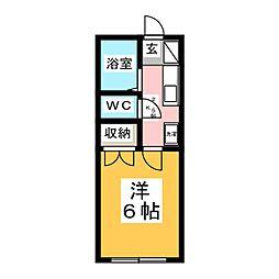 旭ヶ丘駅 3.3万円
