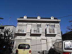 ゴールデンハイツ[101号室号室]の外観