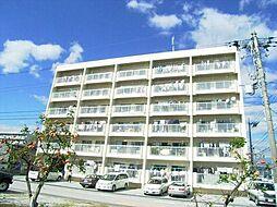 コーポ田中5号館[2階]の外観
