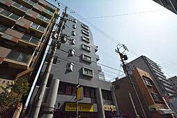 エムズハウス栄[8階]の外観