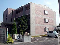 グランシャリオ久米田[3階]の外観