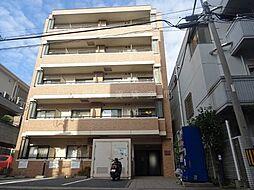 レオパレス本牧[5階]の外観