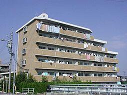 愛知県名古屋市北区楠味鋺3丁目の賃貸マンションの外観