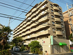 東京都江戸川区南葛西6丁目の賃貸マンションの外観