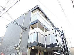 大阪府大阪市生野区田島2丁目の賃貸マンションの外観