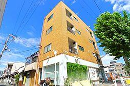 大阪府大阪市東成区大今里南6丁目の賃貸マンションの外観