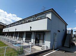 グランソレイユK&J弐番館[2階]の外観