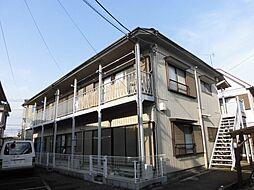 ファミリーコーポヤシマ[202号室]の外観