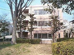 神奈川県横浜市青葉区荏田町の賃貸マンションの外観