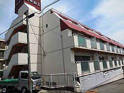 兵庫県尼崎市元浜町3丁目の賃貸マンションの外観
