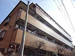ドミール板橋本町[1階]の外観