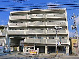 京都府木津川市相楽高下の賃貸マンションの外観