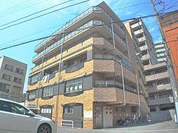 千葉県市川市真間1丁目の賃貸マンションの外観
