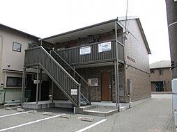静岡県三島市南町の賃貸アパートの外観